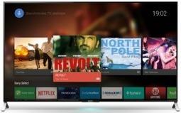 CES 2015 : Sony présente ses téléviseurs connectés 4K | connected-smart-TV | Scoop.it