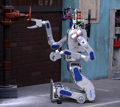 LG se lance dans la course aux robots de services   Une nouvelle civilisation de Robots   Scoop.it