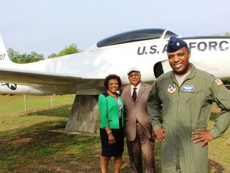 Selma native aims high as officer in U.S. Air Force | Everyday Leadership | Scoop.it