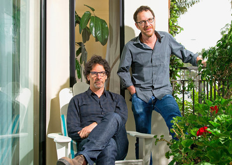 The Coen Brothers Look Wryly at Their Films   News in english   Scoop.it
