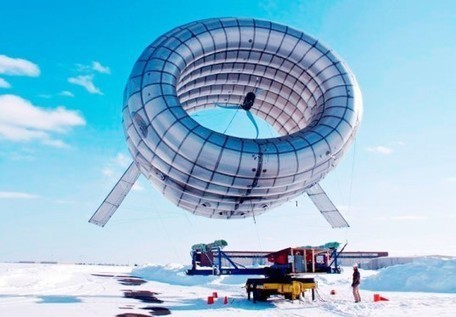 World's First Airborne Wind Turbine to Bring Renewable Energy and WiFi to Alaska | Sustain Our Earth | Scoop.it