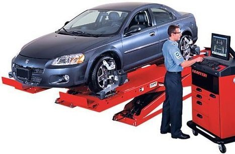 Wheel Alignment Of A Car - How to Fix a Faulty Toe | Services | Scoop.it