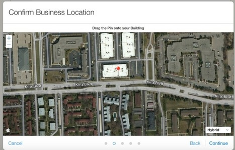 """Apple Launches """"Maps Connect"""" Self-Service Local Listings Portal 
