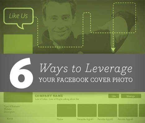 6 Ways to Leverage Your Facebook Cover Photo - SociallyStacked - Everything Social for Small Businesses and Agencies | Chambers, Chamber Members, and Social Media | Scoop.it