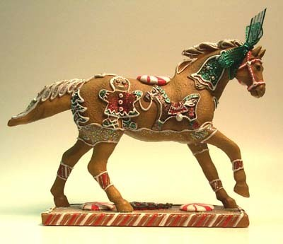 GINGERBREAD PONY™  - Embellished   Horse and Rider Awareness   Scoop.it