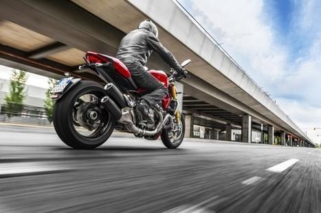 Silenia Gera: Ducati Monster 1200: da marzo nelle concessionarie | La rivista del motociclista | Scoop.it
