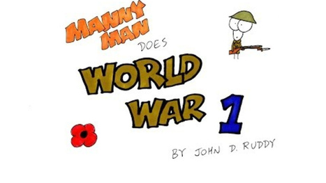 Smart animation teaches you more about World War I than school | News we like | Scoop.it
