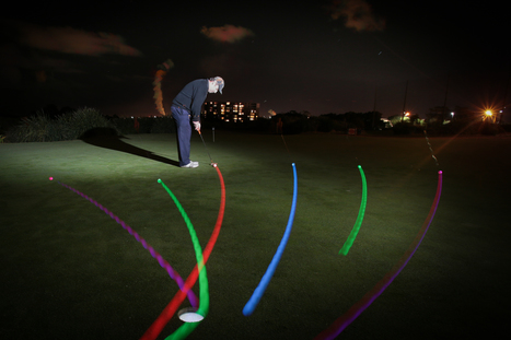 Gong golfers now playing under Friday night lights | Business and Sport Management | Scoop.it