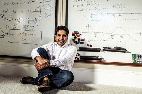 MOOC. Salman Khan, le prof aux 6 millions d'élèves | #ApprentissageEtGraphisme - Veille | Scoop.it