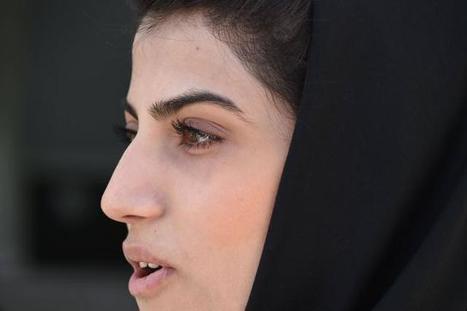 Portrait. La « Top Gun Afghane » vole au dessus des préjugés | Développement humain | Scoop.it