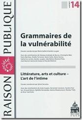 Raison publique, n° 14 | Philosophie en France | Scoop.it