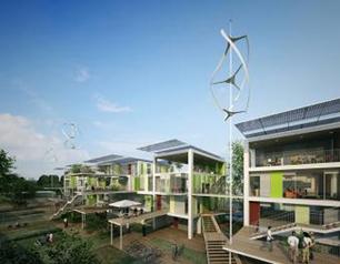 Arquitectura ecológica en Madrid - | Infraestructura Sostenible | Scoop.it