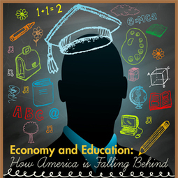 Economy and Education: How America is Falling Behind | Libraries and education futures | Scoop.it