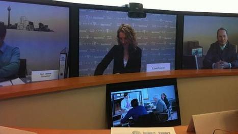 Gestión Competitiva de Empresas: el uso de la Videoconferencia en la pyme   Estrategias de Gestión Competitiva de Empresas:   Scoop.it