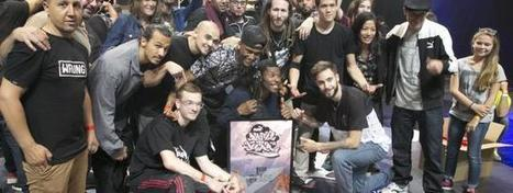 PUMA Battle Of The Year 2015 : Vidéo best of de la compétition breakdance (exclu) | meltyXtrem | Battle Of The Year France | Scoop.it