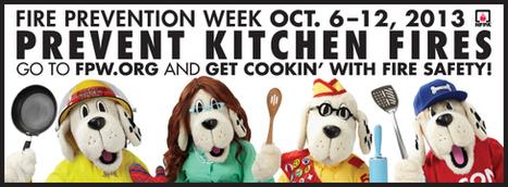 Fire Prevention Week | Franklin | Scoop.it