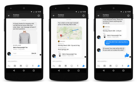 Facebook ha visto el futuro de la mensajería | Uso inteligente de las herramientas TIC | Scoop.it