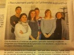 Le recrutement URBANS mis en avant dans Ouest France | Urbans Facility | Scoop.it