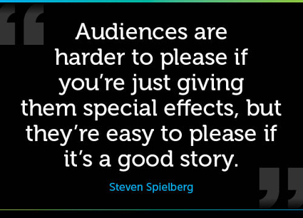 6 Lessons In Storytelling From Steven Spielberg | Newscred Blog | Tourism Storytelling, Social Media and Mobile | Scoop.it