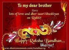 Raksha Bandhan Quotes 2013 | Quotes on Rakhi | results | Scoop.it