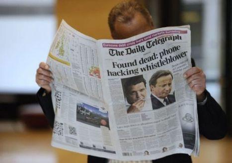 Au «Daily Telegraph», sortez les mouchards! | Revue | Scoop.it