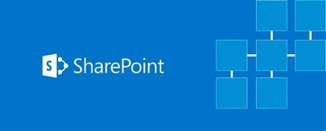 Novedades de los Flujos de Trabajo en SharePoint 2013 | Tecnologías Microsoft | Scoop.it