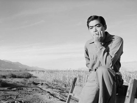 46 photos of life at a Japanese internment camp, taken by Ansel Adams | Southmoore AP United States History | Scoop.it