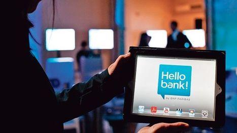Hello bank! poursuit sa conquête en France | stratégies digitales | Scoop.it