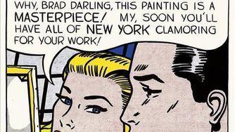 Una gran retrospectiva de Lichtenstein bucea en las profundidades ... - eldiario.es   arte comunicacíon diseño gráfico   Scoop.it
