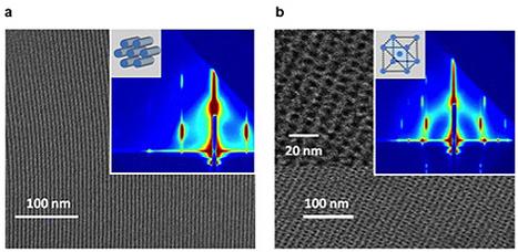 Giant surfactants provide a versatile platform for sub-10-nm nanostructure engineering   Amazing Science   Scoop.it