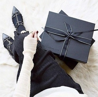 Net-A-Porter encourages Black Friday sales via CSR tie-in I Luxury Daily | CONSUMER COMMUNICATIONS | Scoop.it