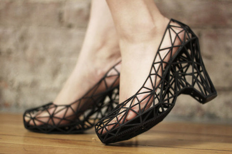 3D printed shoes by continuum fashion | 3D animation transmedia | Scoop.it