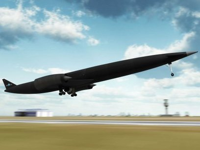 This Plane Will Be Able To Fly Anywhere In The World In 4 Hours | Economie et politique | Scoop.it