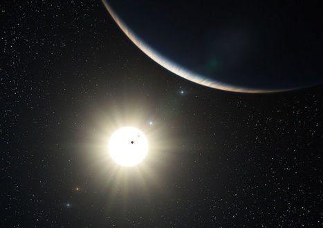 The Solar System With the Most Planets Is Now ... HD 10180 | Quite Interesting News | Scoop.it