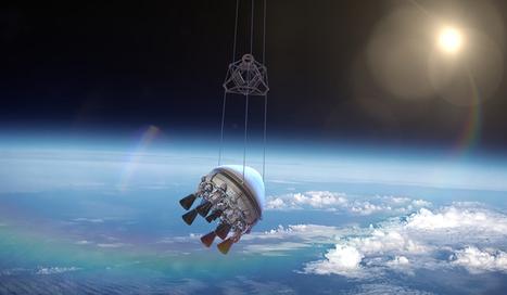 Se presenta el único proyecto aeroespacial mundial que lanza micro y nanosatélites al espacio a través de rockoons de un modo eficiente, sostenible y más accesible | EmprendeT | Scoop.it