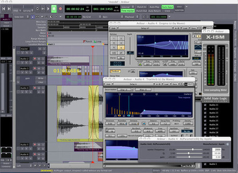 6 Awesome Alternatives To Audacity For Recording & Editing Audio | Time to Learn | Scoop.it