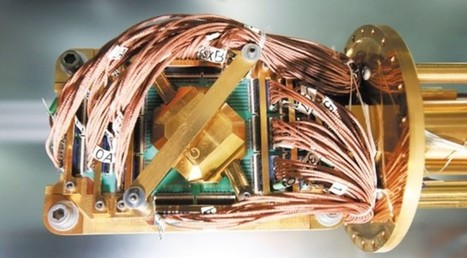 Did Google's quantum computer just get the biggest processor upgrade in history? | ExtremeTech | leapmind | Scoop.it