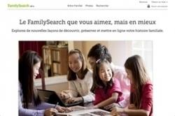 Familysearch des Mormons ou la métamorphose d'un mythe   Genéalogie   Scoop.it