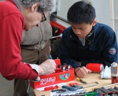 Holland's Repair Cafes Breathe New Life into Broken Objects | Strange days indeed... | Scoop.it