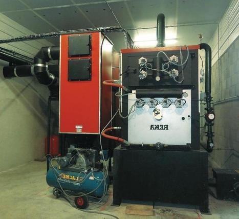 Développement durableLa paille pour le chauffage des bâtiments - l'Agriculteur Normand - l'Eure Agricole | Miscanthus | Scoop.it