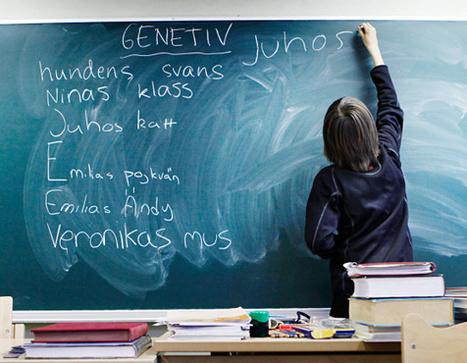 Kieltenopettajat: Uusi tuntijako huonontaa kielitaitoa   Luokanopettajakoulutus   Scoop.it