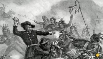 The $30,000 Sword George Custer Used in Battle | The Smithsonian | Kiosque du monde : Amériques | Scoop.it