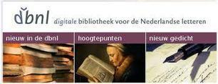 Zorgen om Digitale Bibliotheek voor de Nederlandse Letteren | Kijken hoe dit gaat | Scoop.it