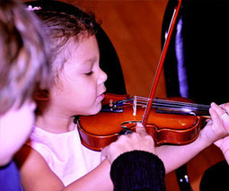 Building an other-minded society: Musical interaction cultivates empathy in children | Psychology, Sociology & Neuroscience | Scoop.it