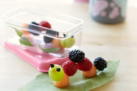 Food for Thought: Tips for a Healthy Brain   Early Childhood Education   Scoop.it