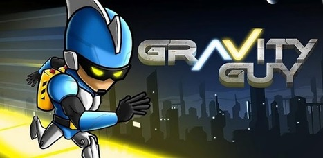 Gravity Guy v1.4.1 | Android Fans | Scoop.it