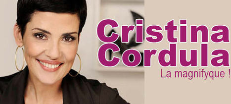 Cristina Cordula : des podiums à l'Agence Relooking | Relooking en France | Scoop.it