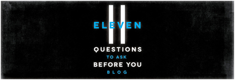 11 Questions to Ask Before You Blog | Blogg | Scoop.it