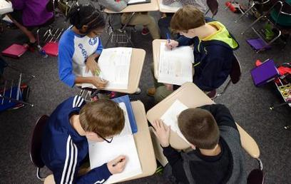 Flipped classrooms turn learning on its head - Greenville News | Education and Peace | Scoop.it