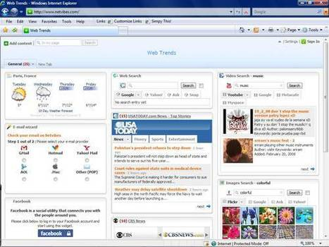 NETVIBES   Useful web 2.0 tools for Science Education   Scoop.it